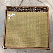 Used Fender Acoustasonic 2009 Sfx Acoustic Guitar Combo Amp
