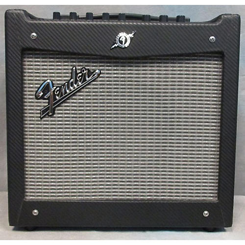 In Store Used  Used Fender Mustang I 120W 1X8 Guitar Combo Amp-thumbnail
