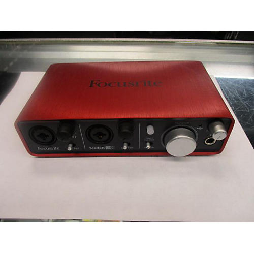 In Store Used Used Focuscite Scarlett 2i2 Audio Interface