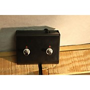 Used Footswitch 2 Button Footswitch