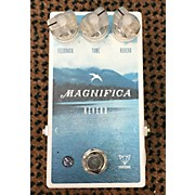 Used Foxpedal Magnifica Reverb Effects Processor
