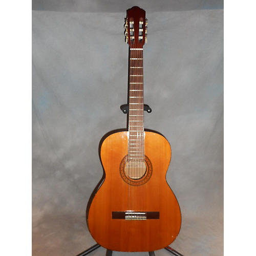 In Store Used Used Franciscan 1970s 460 Natural Classical Acoustic Guitar