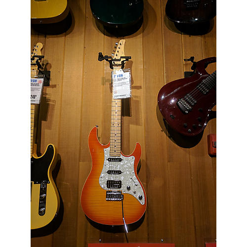 In Store Used Used Fujigen J-standard Cherry Sunburst Solid Body Electric Guitar