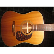 Used Furch 2014 D30SM Natural Acoustic Guitar