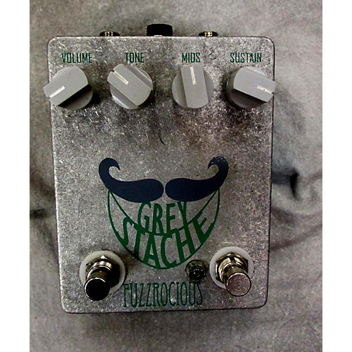 In Store Used Used Fuzzrocious Gretystache Effect Pedal