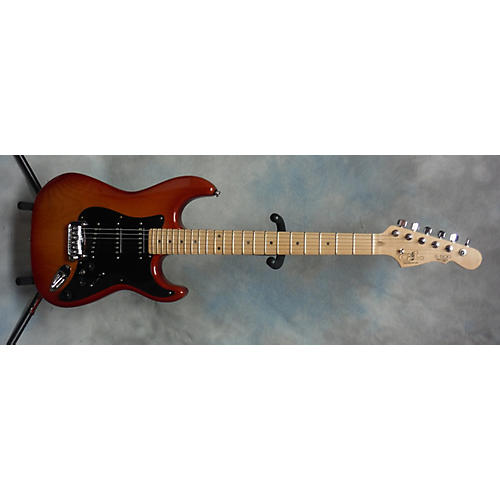 In Store Used Used G AND L 2013 S 500 USA Sienna Sunburst Solid Body Electric Guitar-thumbnail