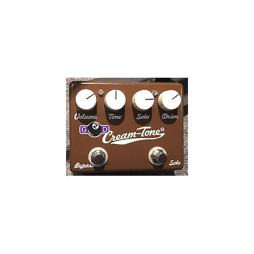 In Store Used Used G2d Creamtone Effect Pedal-thumbnail