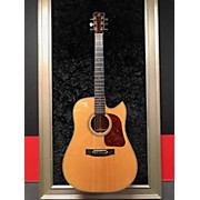 Used GALLAGHER & SONS DOC WATSON CUTAWAY SPRUCE\MAHOGANY Acoustic Electric Guitar