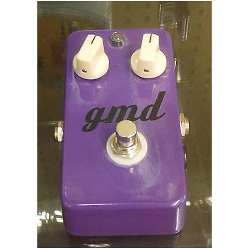 In Store Used Used GEAR MANN DUDE TIME BOMB BOOST PEDAL Effect Pedal