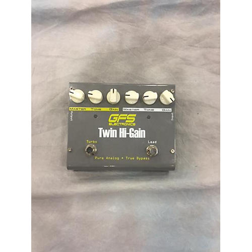 In Store Used Used GFS Electronics Twin Hi-Gain Effect Pedal-thumbnail