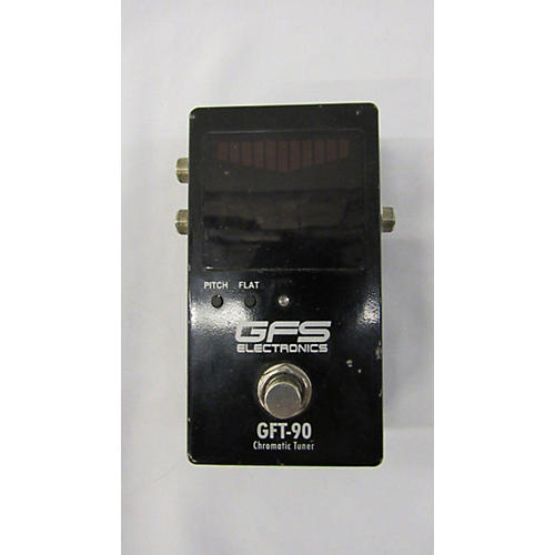 In Store Used Used GFS Gft-90 Tuner Pedal