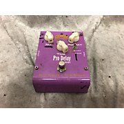 Used GFS Time Delay Pro Effect Pedal