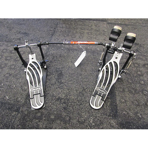 In Store Used Used GILBRATER 5611 DOUBLE PEDAL Double Bass Drum Pedal
