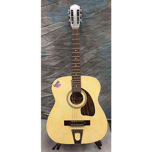 In Store Used Used GIVSON KOHINDOOR ROSE SLIDE Natural Acoustic Guitar