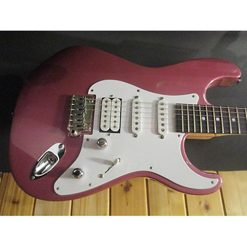 In Store Used Used GJ2 2014 Glendora Burgundy Mist Solid Body Electric Guitar-thumbnail