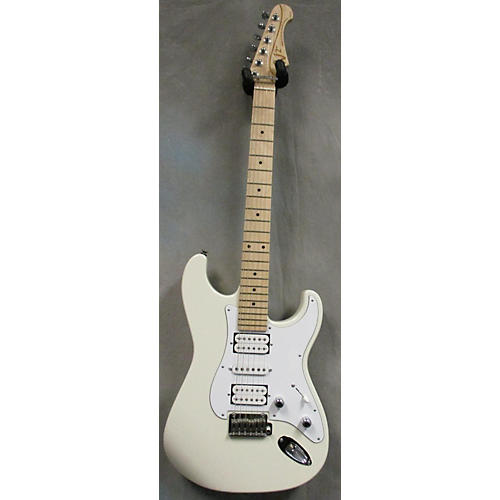 In Store Used Used GJ2 Guitars 2010s Glendora HSH White Solid Body Electric Guitar-thumbnail