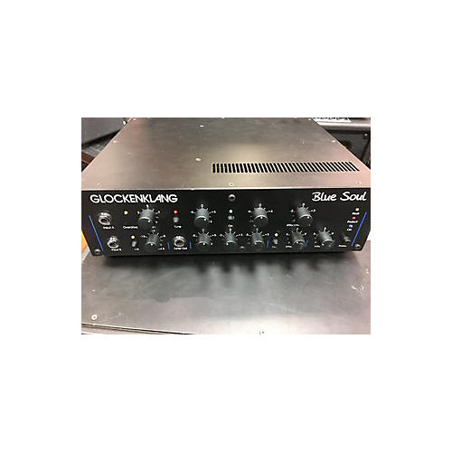 In Store Used Used GLOCKENKLANG BLUE SOUL Bass Amp Head-thumbnail