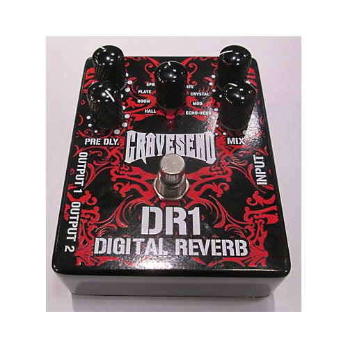In Store Used Used GRAVESEND DR1 Effect Pedal