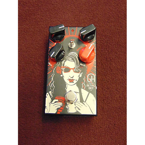 In Store Used Used GREENHOUSE RETRO SKY Effect Pedal