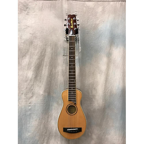 In Store Used Used GUITAR WORKS S0-GWG-TR1 Natural Acoustic Guitar-thumbnail