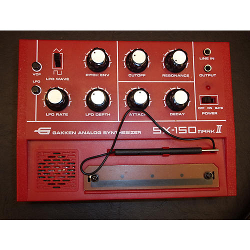 In Store Used Used Gakken Sx-150 Synthesizer
