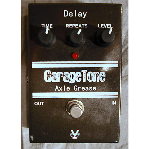In Store Used Used Garagetone Axle Grease Effect Pedal