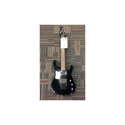 In Store Used Used Gibson Kramer 1998 Baretta FR404SM Black Solid Body Electric Guitar-thumbnail