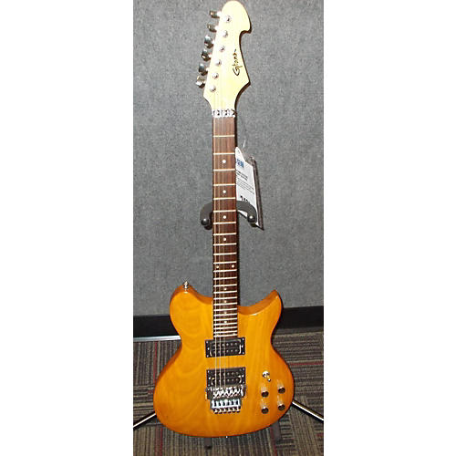 In Store Used Used Gitano Electric Solid Body Electric Guitar-thumbnail