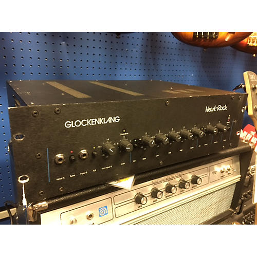 In Store Used Used GlockenKlang Heart Rock Bass Amp Head-thumbnail