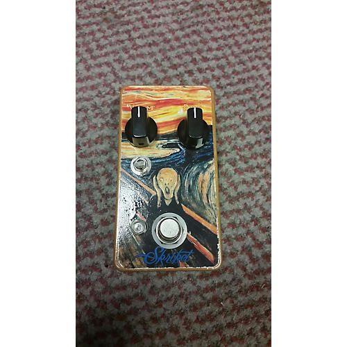 In Store Used Used God Box Fx Skriket Effect Pedal-thumbnail
