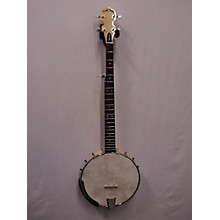 Used Goldtone CC100 Natural Banjo