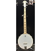 Used Goodtime Deering 5 String Natural Banjo