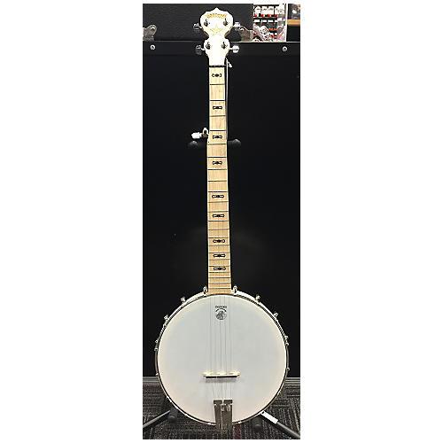 used goodtime deering 5 string natural banjo guitar center. Black Bedroom Furniture Sets. Home Design Ideas