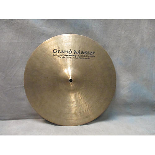 In Store Used Used Grand Master 16in Authentic Breathing Turkish Cymbal  36