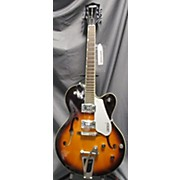Used Gretsch G5120 2 Tone Sunburst Hollow Body Electric Guitar