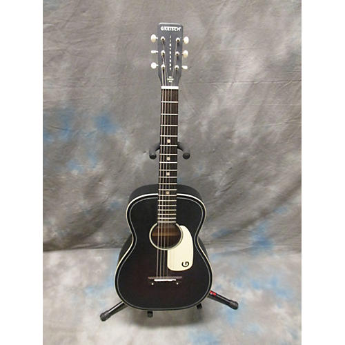 In Store Used Used Gretsch G9500 Jim Dandy 2 Color Sunburst Acoustic Guitar