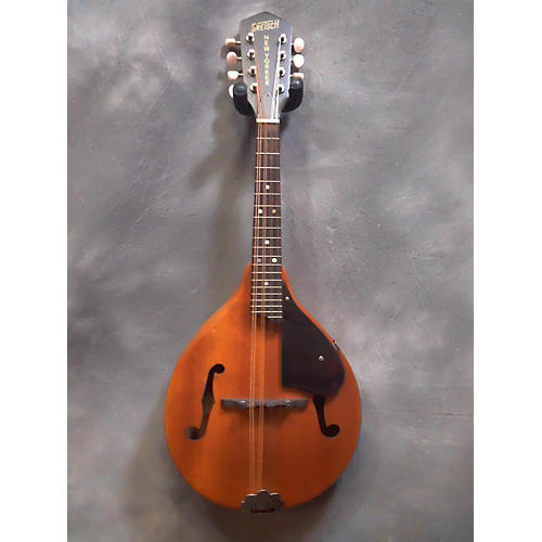 In Store Used Used Gretsch New Yorker G9310 Natural Mandolin-thumbnail