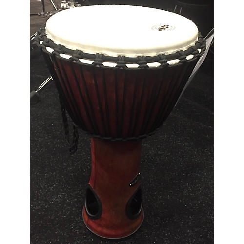 In Store Used Used Groove Masters Percussion 10in Airdrum Rope Tuned Djembe-thumbnail