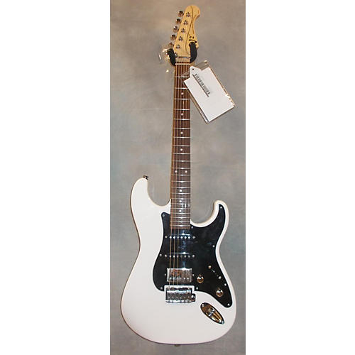In Store Used Used Grover Jackson Gj2 White Solid Body Electric Guitar