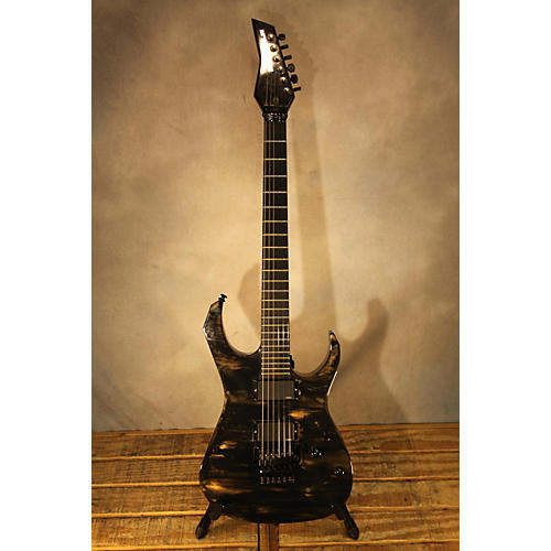In Store Used Used Guerilla M-SR6 Tankrust Solid Body Electric Guitar
