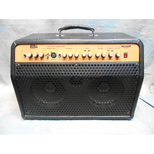In Store Used Used Guitar Research AC60R Acoustic Guitar Combo Amp-thumbnail