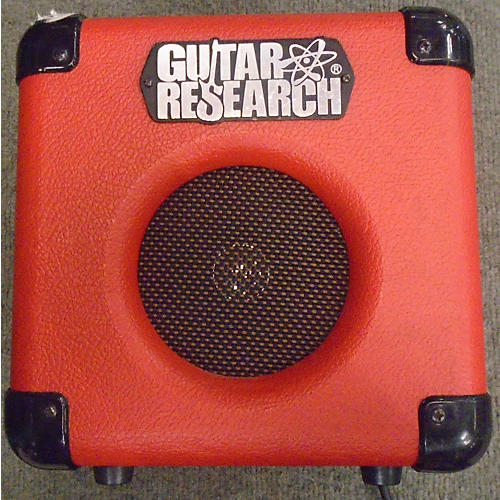 In Store Used Used Guitar Research VL-10 Guitar Combo Amp-thumbnail
