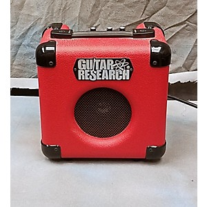 Pre-owned Pre-owned Guitar Research VL10 Battery Powered Amp
