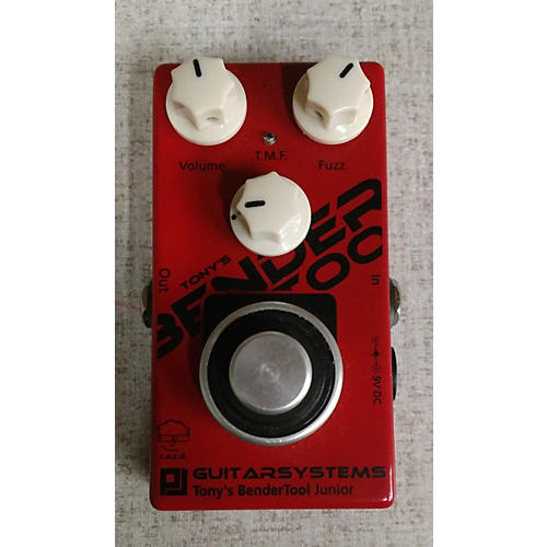 In Store Used Used Guitar Systems Tony's BenderTool Junior Effect Pedal-thumbnail