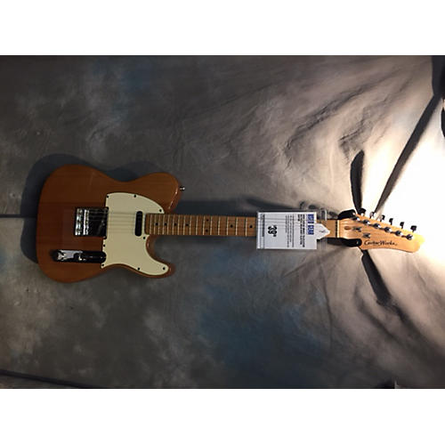 In Store Used Used Guitar Works Telecaster Natural Solid Body Electric Guitar