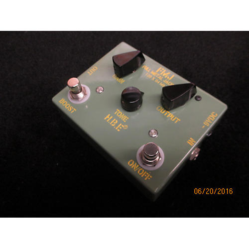 In Store Used Used H.B.E. FULL METAL JACK Effect Pedal