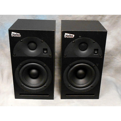 In Store Used Used HAFLER M5 (PAIR) Unpowered Monitor-thumbnail