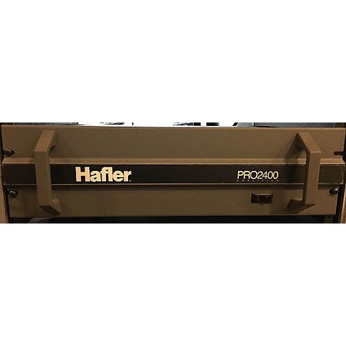 In Store Used Used HAFLER PRO2400 Power Amp-thumbnail