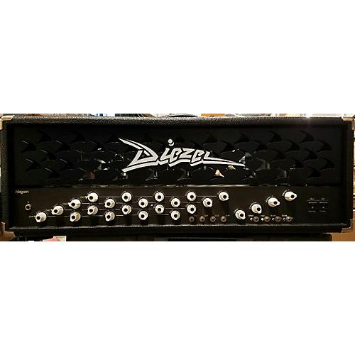 In Store Used Used HAGEN DIEZEL Tube Guitar Amp Head-thumbnail