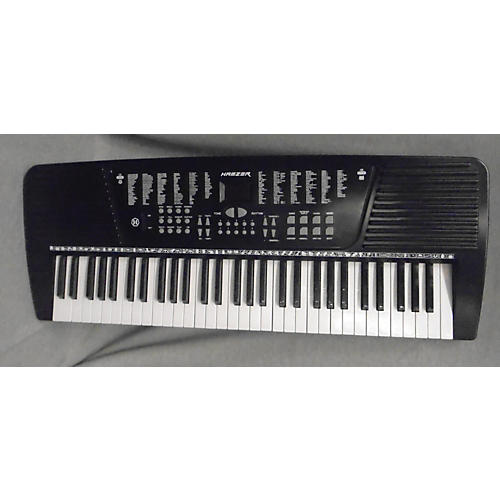 In Store Used Used HAMZER H201BK Portable Keyboard-thumbnail